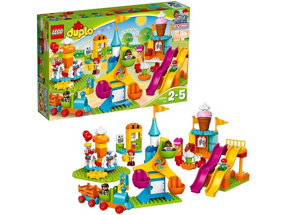 Lego Duplo Town Big Fair (106 Pieces)