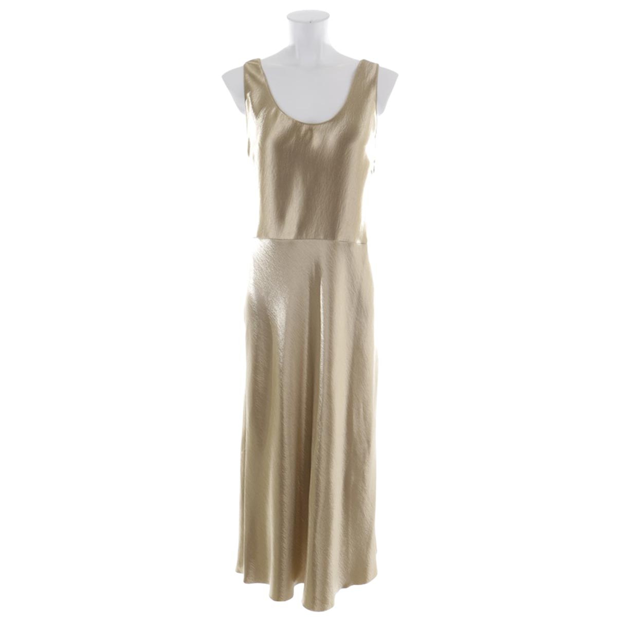 Vince \N Metallic dress for Women 40 FR