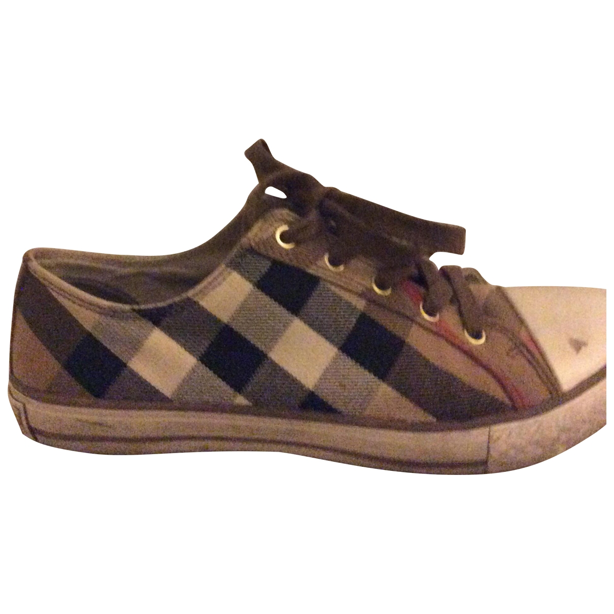 Burberry \N Multicolour Cloth Trainers for Women 39 IT