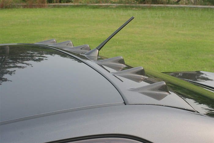 ChargeSpeed CS899RFC Carbon Roof Fin Lexus IS300 00-05