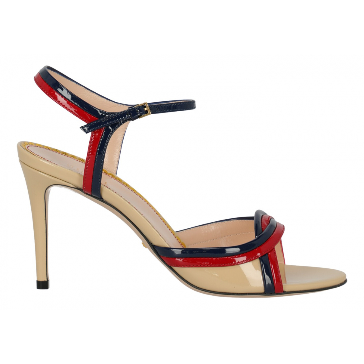 Gucci \N Multicolour Leather Sandals for Women 39 IT
