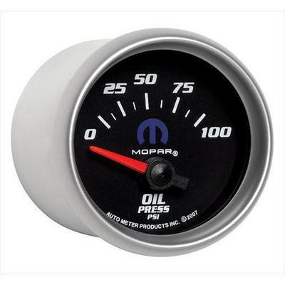 Auto Meter MOPAR Electric Oil Pressure Gauge - 880015