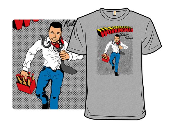 Workingman T Shirt