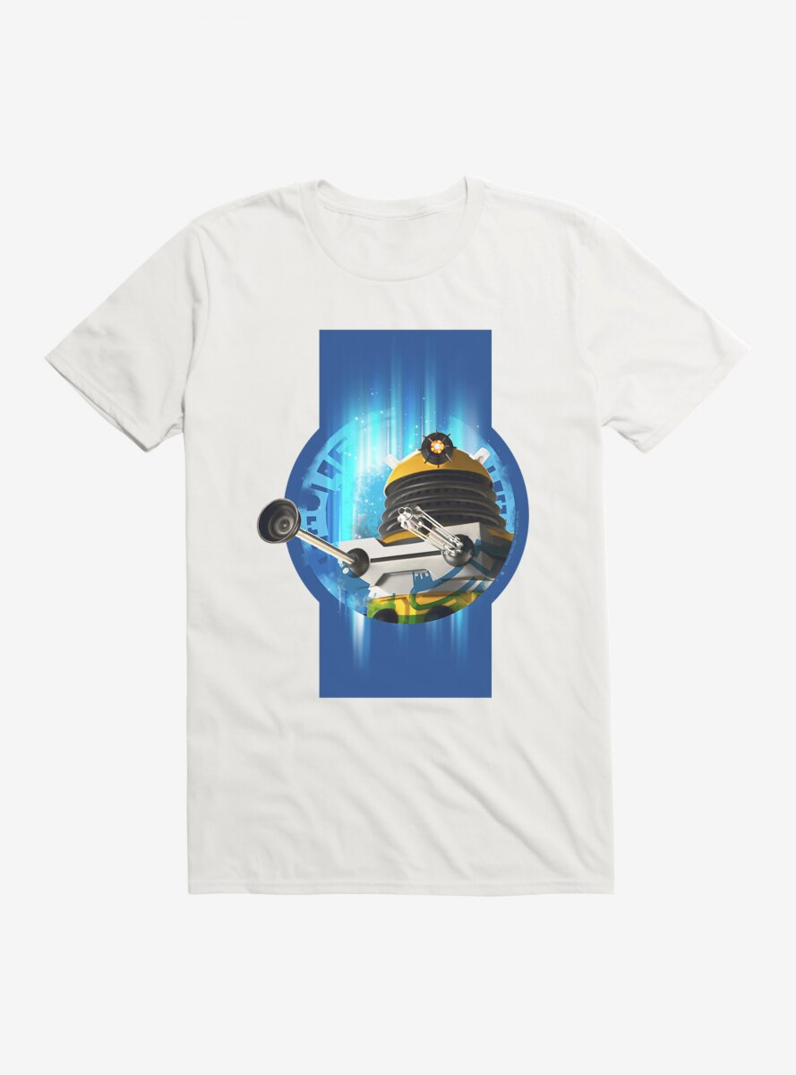 Doctor Who Dalek In Space Frame T-Shirt