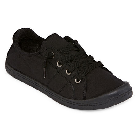 Pop Highbar Womens Sneakers, 9 Medium, Black