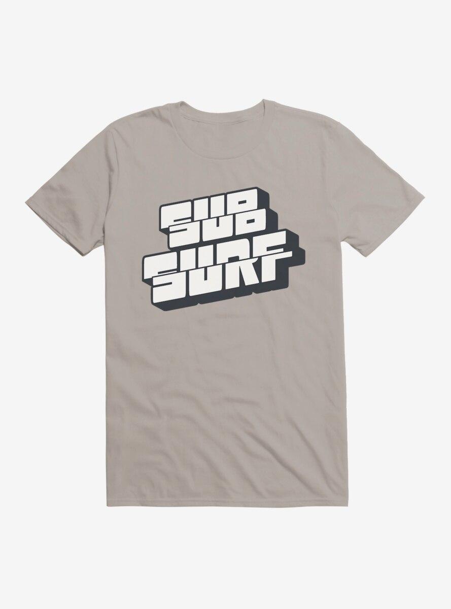 Subway Surfers Subsurf Block Logo T-Shirt