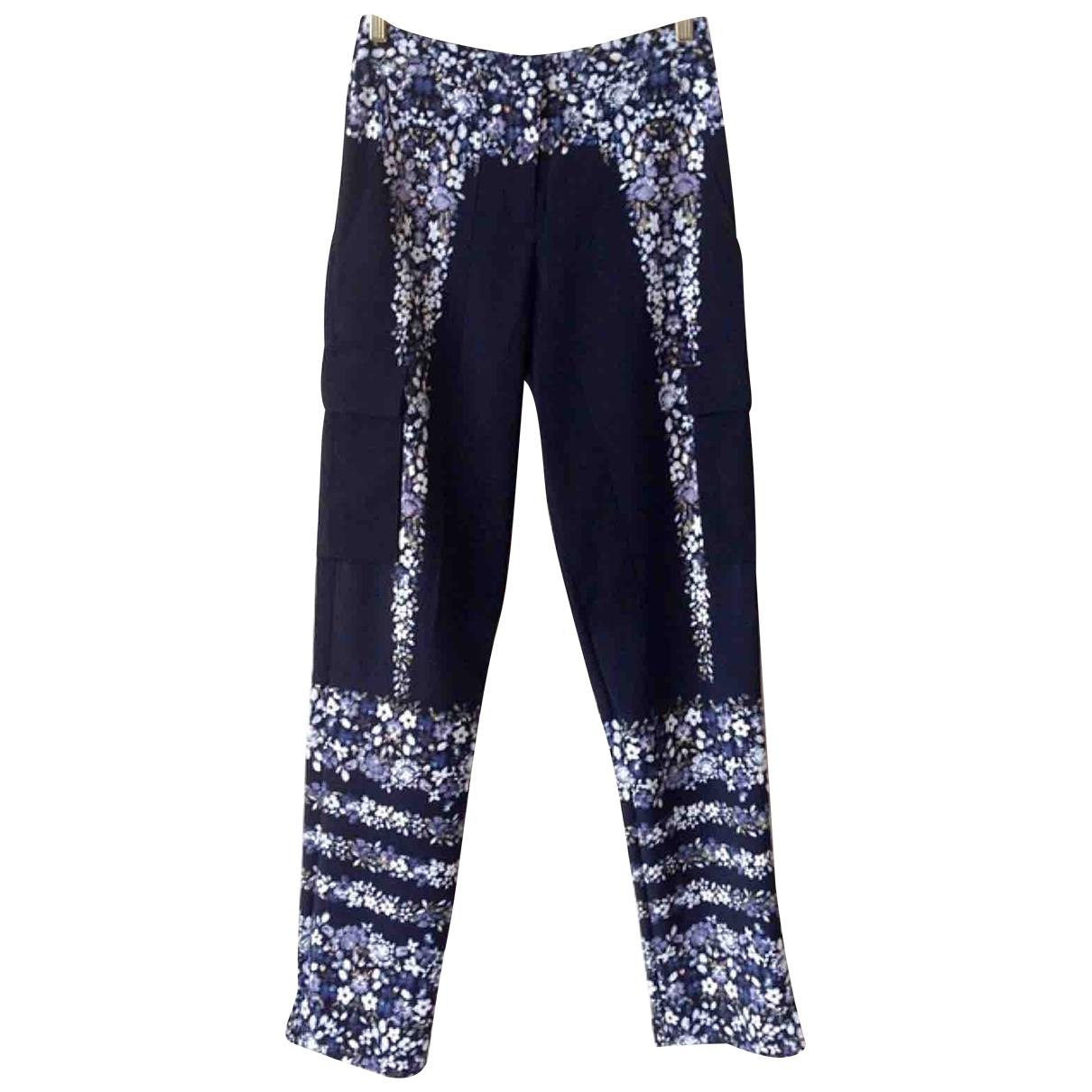Bcbg Max Azria \N Black Trousers for Women XXS International