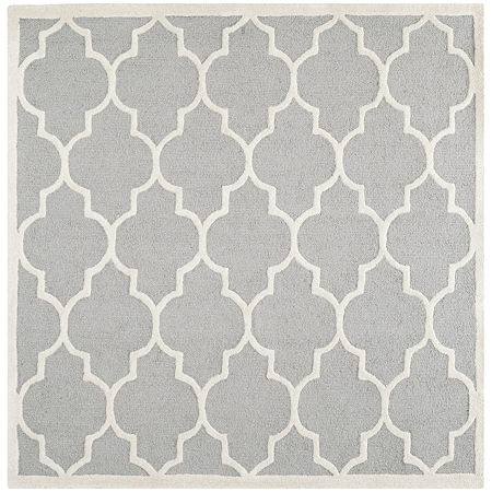 Safavieh Messiah Area Rug, One Size , Silver