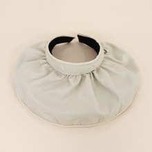 Girls Solid Visor Hat