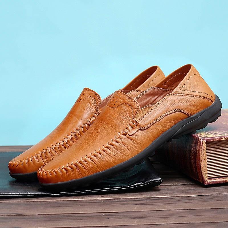 Ericdress Slip-On Plain Low-Cut Upper Men's Casual Shoes