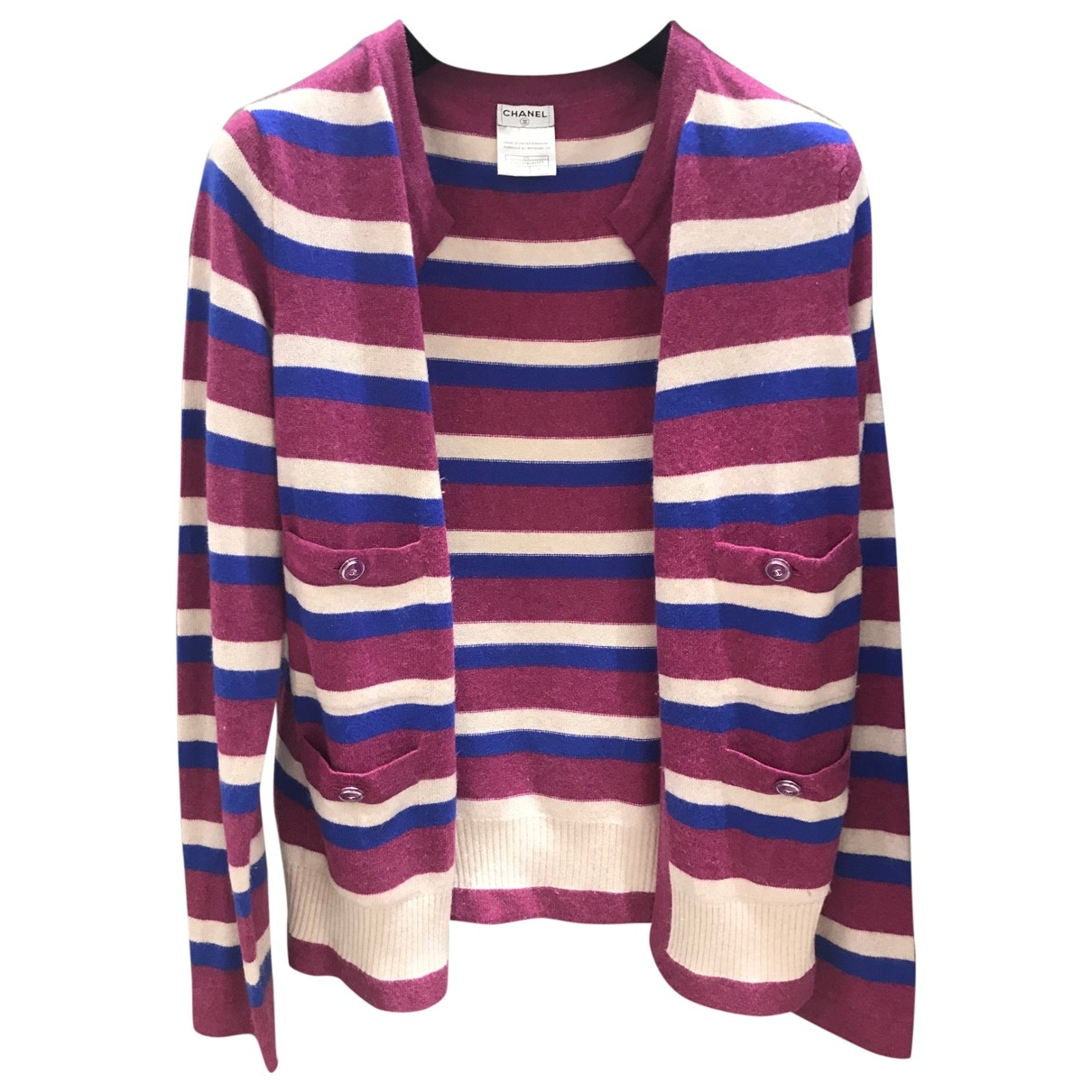Chanel \N Multicolour Cashmere Knitwear for Women 36 FR