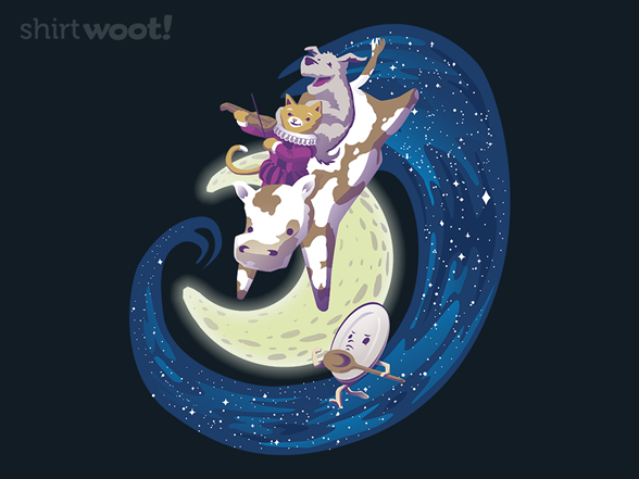 Moon Jumping T Shirt