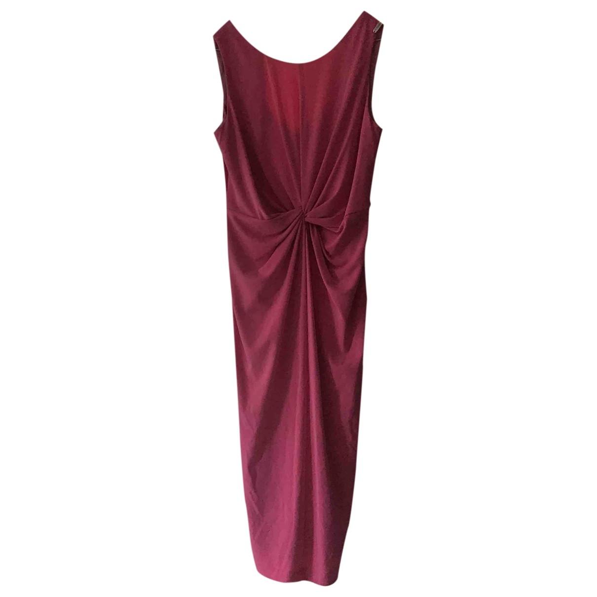 Guy Laroche \N Pink dress for Women 38 FR