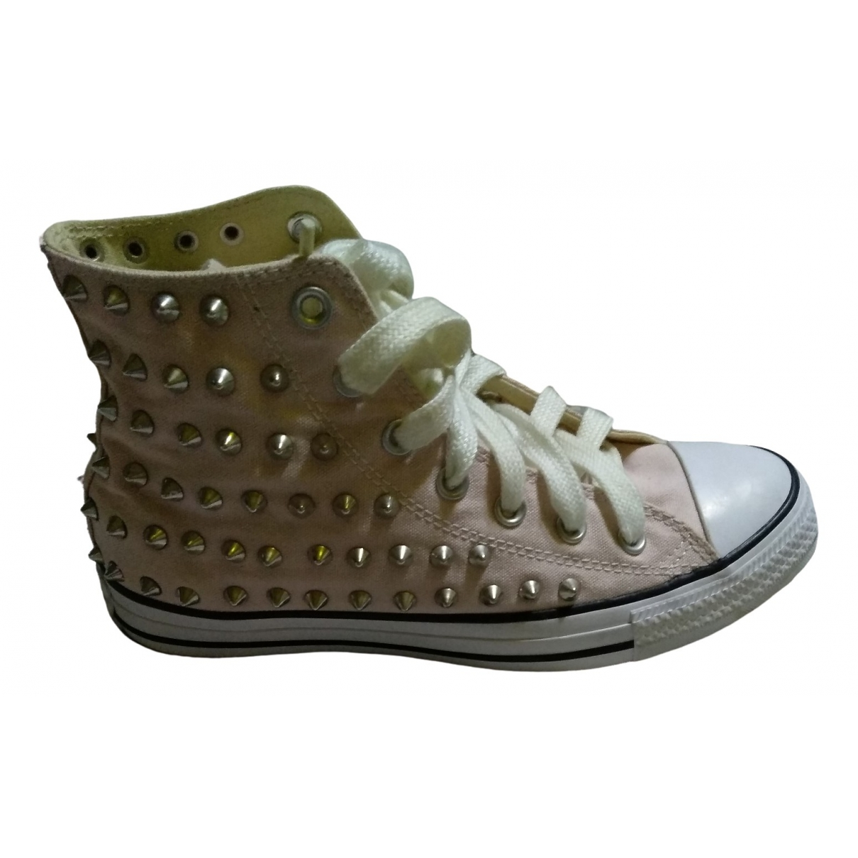 Converse \N Pink Cloth Trainers for Women 39 IT