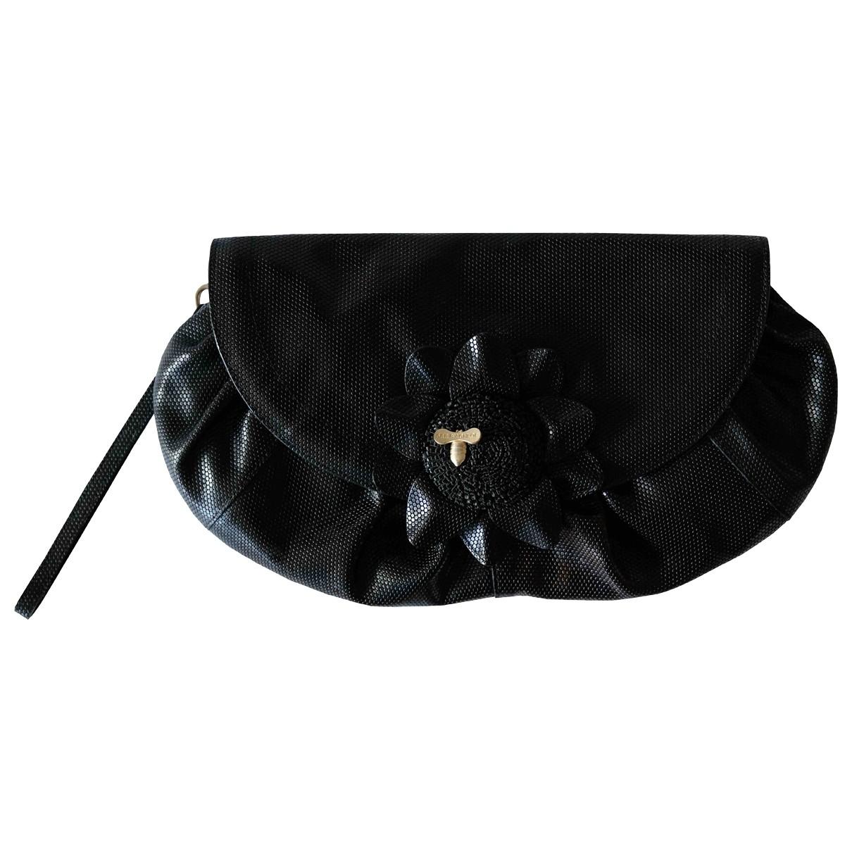 See By Chloé \N Black Leather Clutch bag for Women \N
