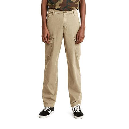 Levi's Xx Taper Cargo Mens Regular Fit Cargo Pant, 38 32, Brown