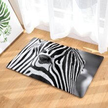 Zebra Print Carpet