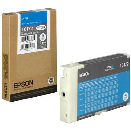 Epson T617200 cartouche d'encre originale cyan