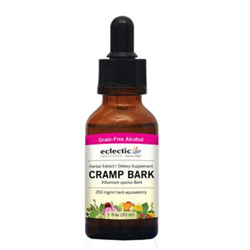 Cramp Bark 2 Oz by Eclectic Institute Inc