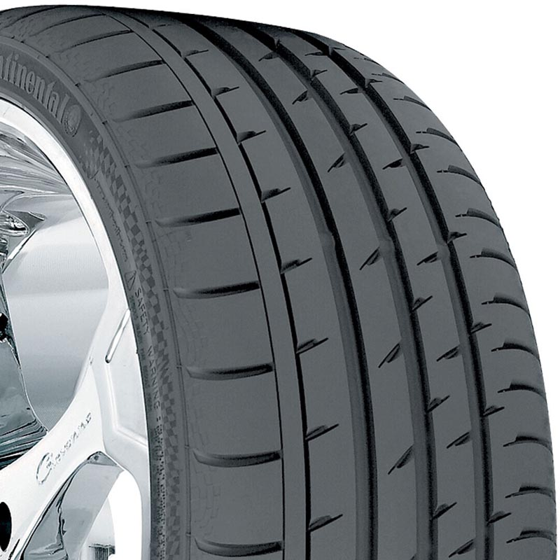 Continental 03564170000 Sport Contact 3 Tire 255/45 R19 100Y SL BSW N0