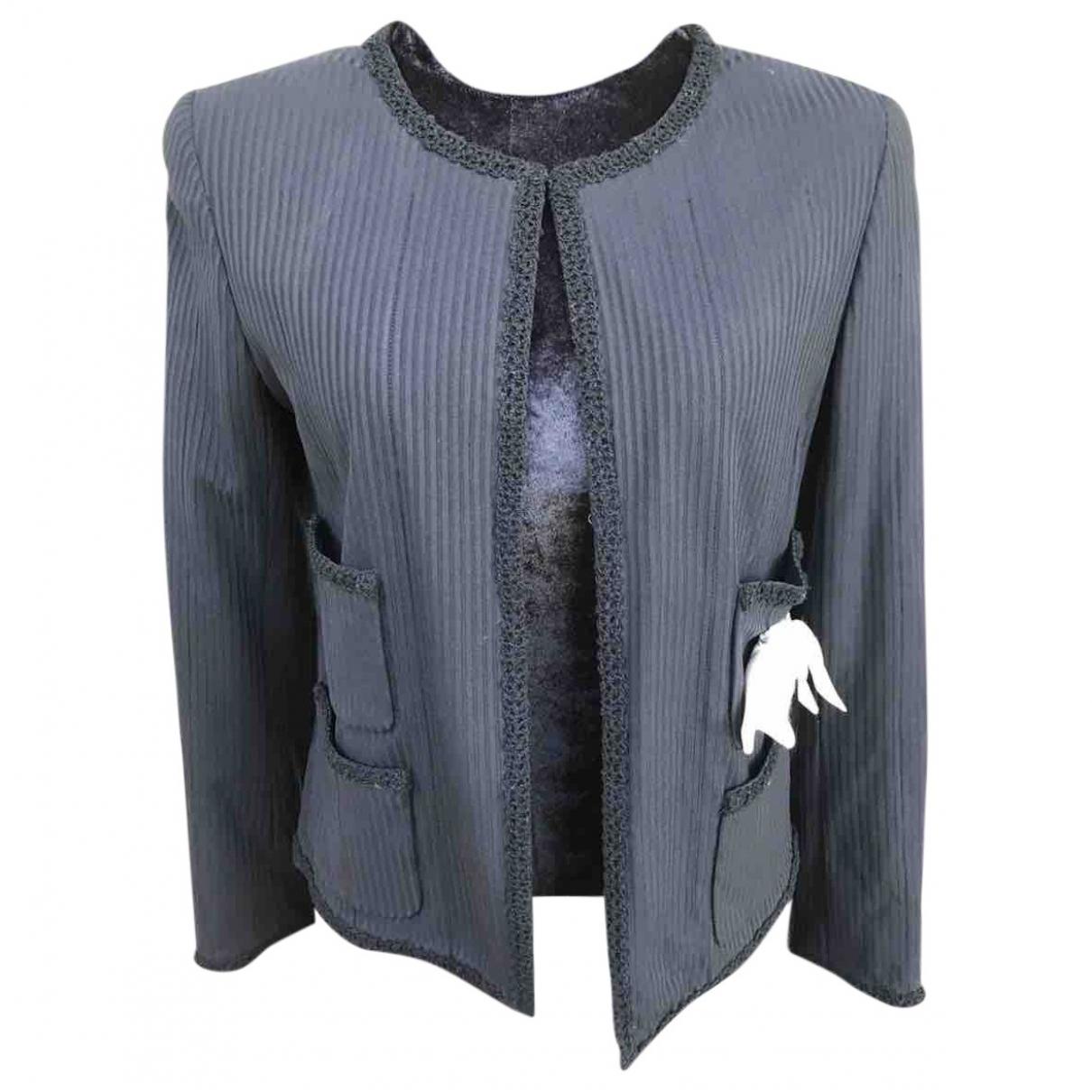 Chanel \N Black jacket for Women 38 FR