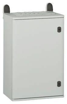 Legrand Marina, Glass Reinforced Plastic Wall Box, IP66, 206mm x 500 mm x 400 mm, Grey