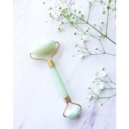 Luxurious Facial Jade Crystal Roller