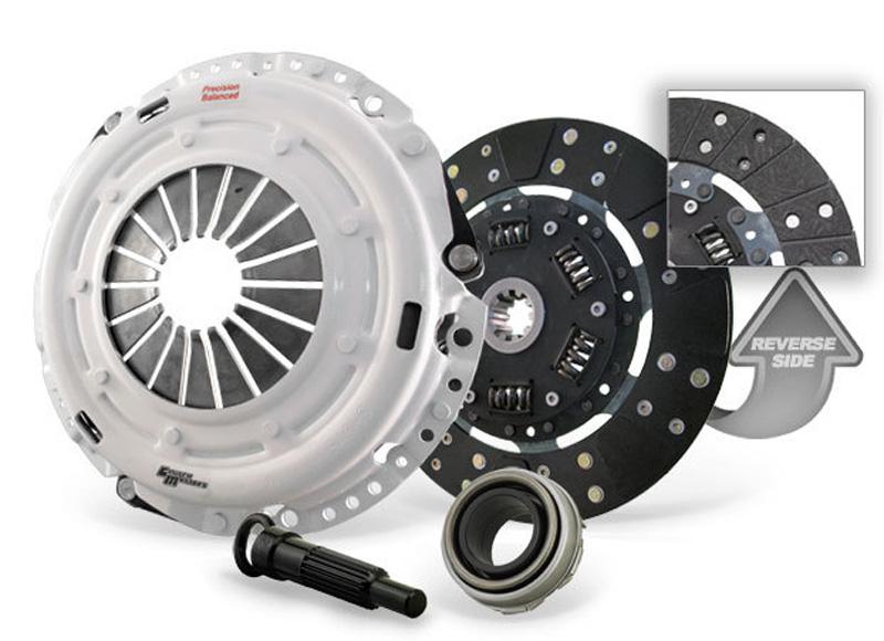 Clutch Masters 17036-HD0F-4SK FX250 Single Clutch KitAudi A3 1.8L 5-Speed 99-03