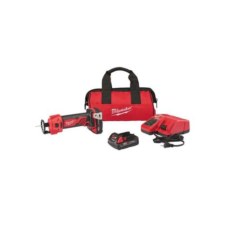 Milwaukee M18™ Cut Out Tool- CP Kit