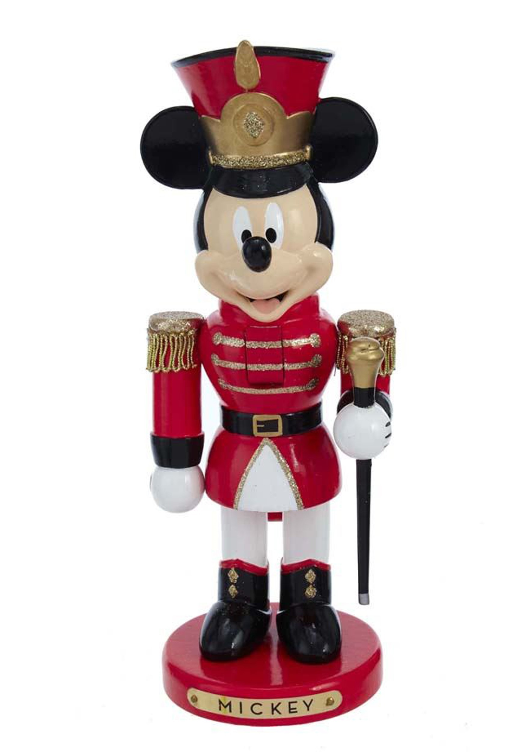 Marching Band Mickey Mouse Leader Nutcracker