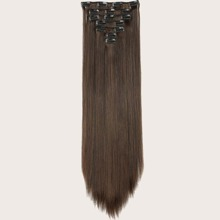 Clip In Straight Hair Extension 16pcs