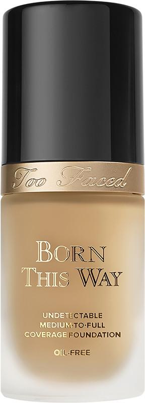 Born This Way Natural Finish Foundation - Light Beige (light w/ neutral undertones)