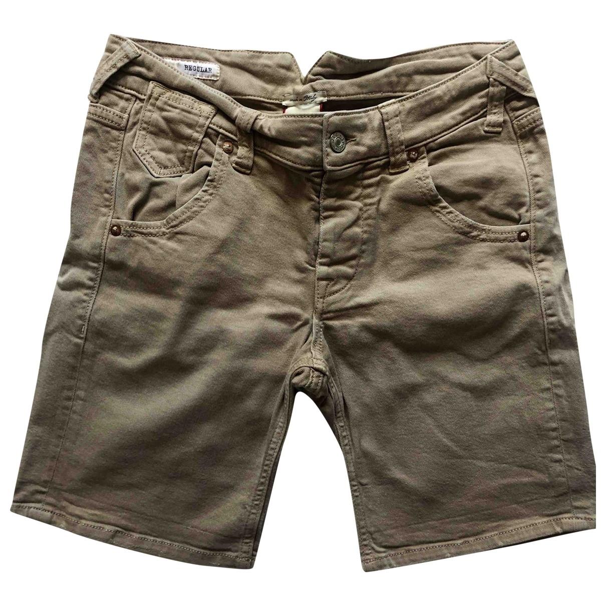 Cycle \N Beige Denim - Jeans Shorts for Women 38 IT