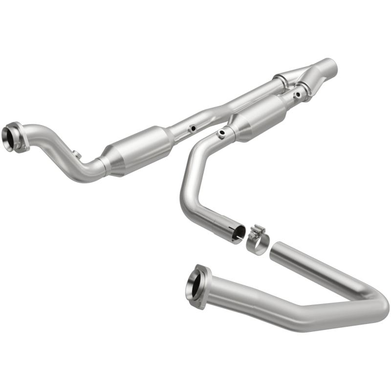 MagnaFlow 5451358 Exhaust Products Direct-Fit Catalytic Converter