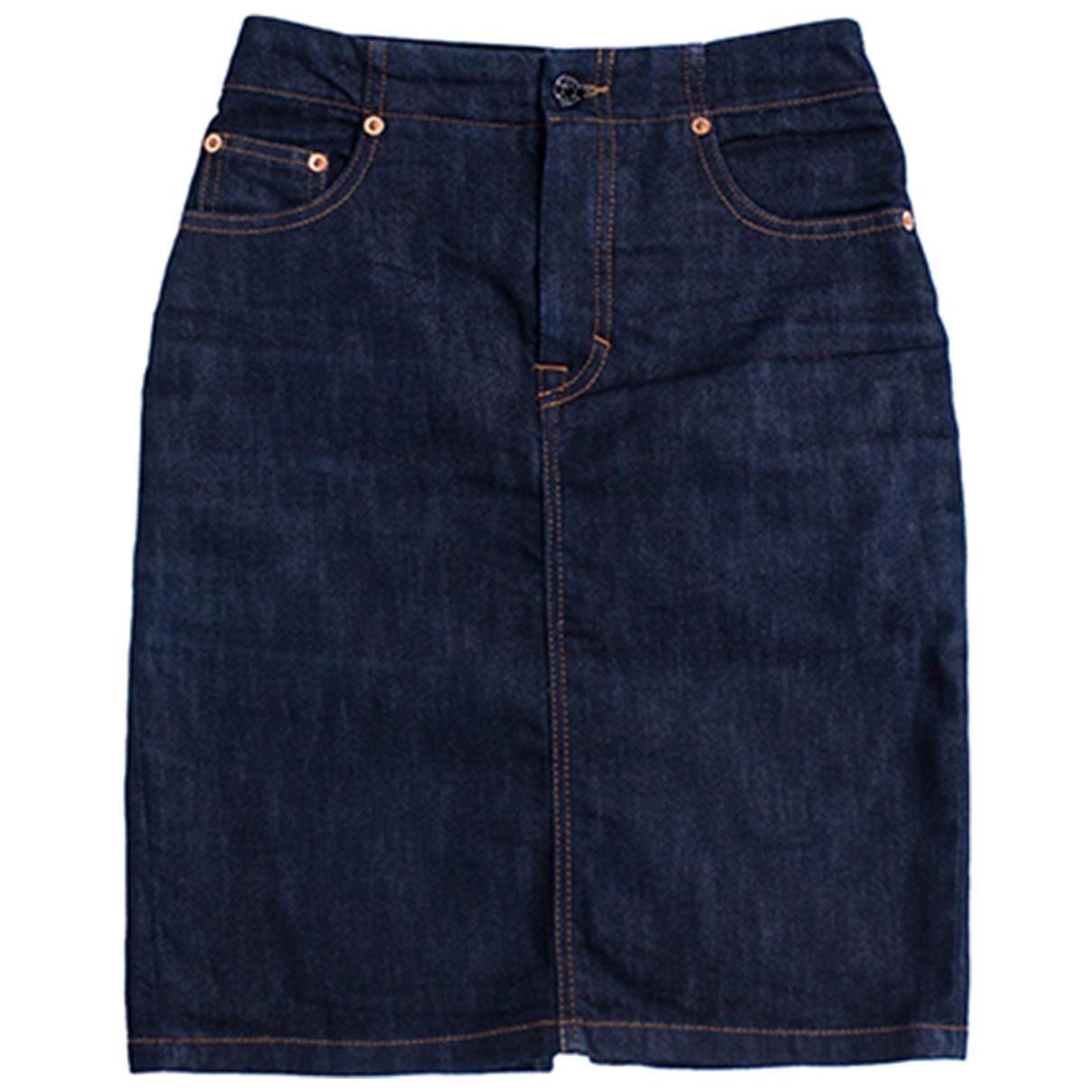 Filippa K \N Blue Denim - Jeans skirt for Women XS International