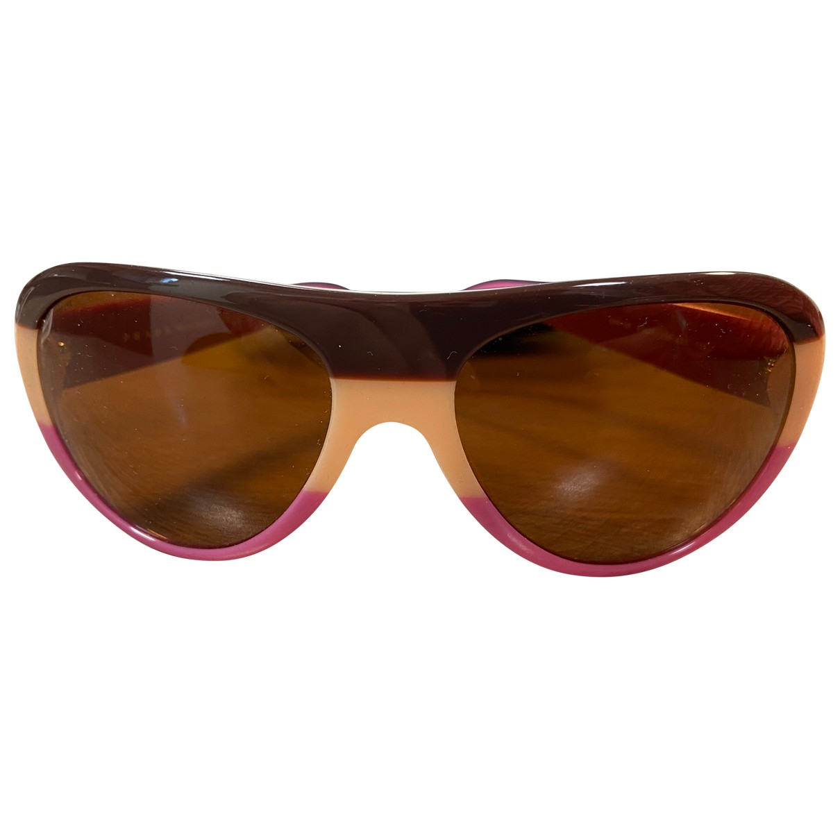 Prada \N Purple Sunglasses for Women \N