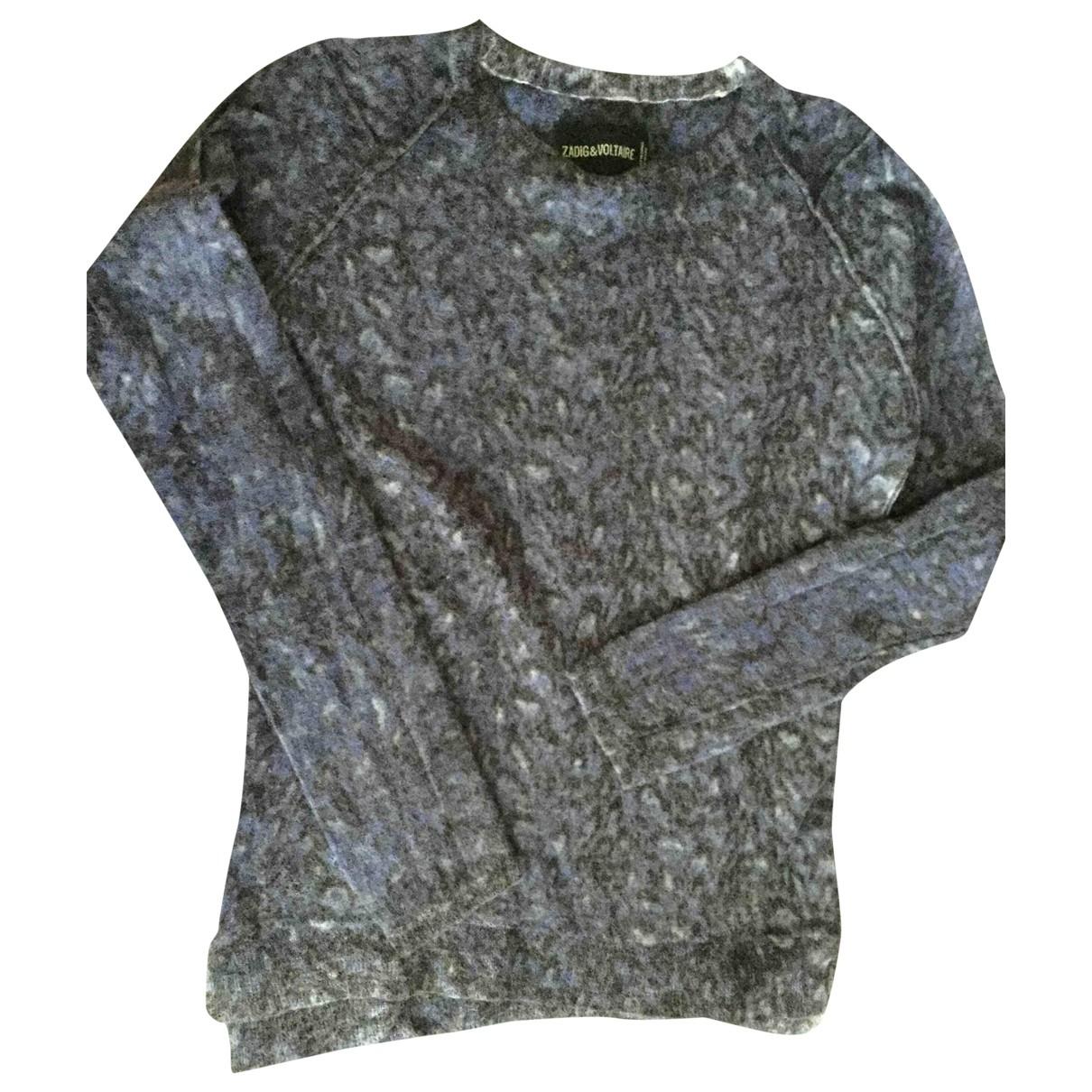 Zadig & Voltaire \N Navy Wool Knitwear for Women S International