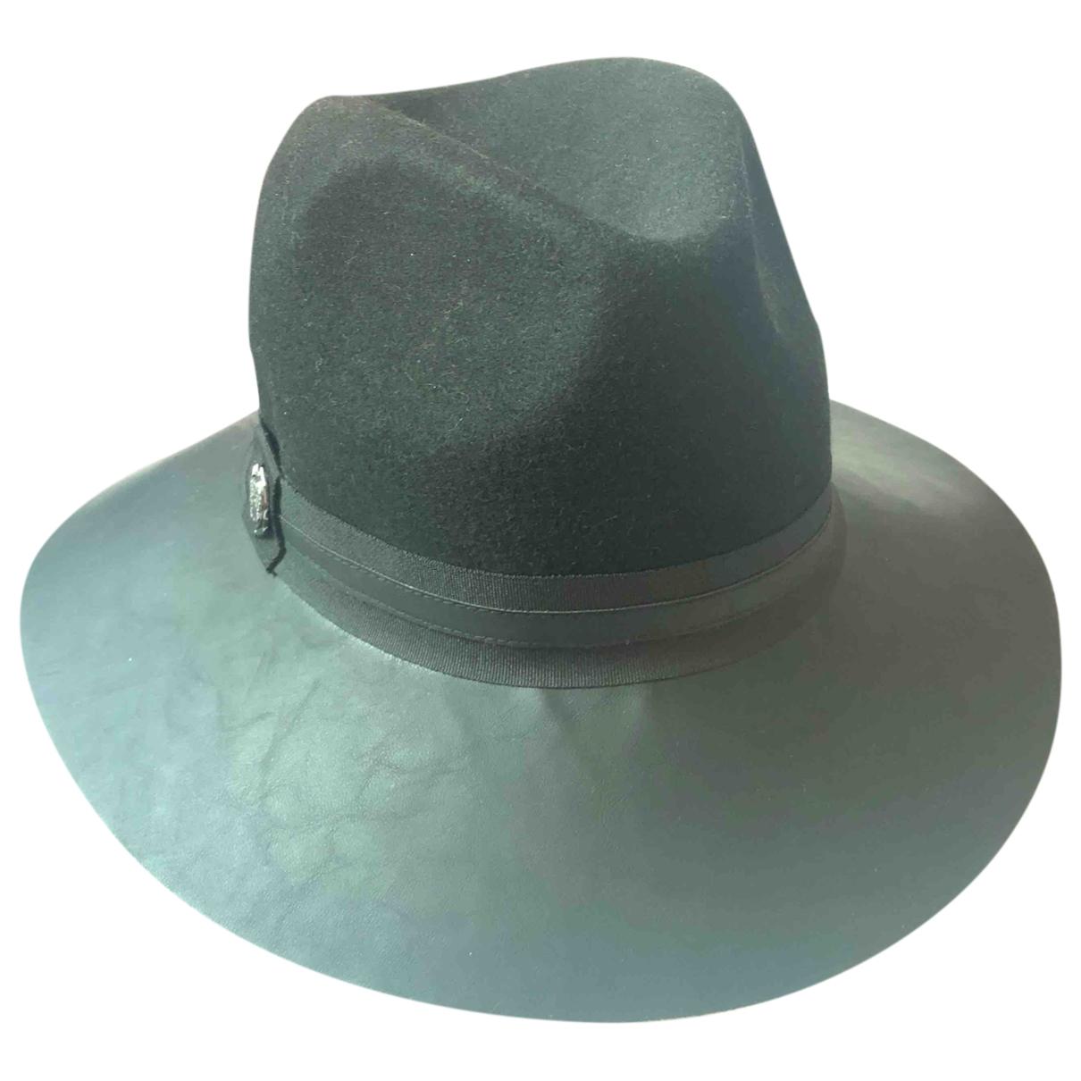 Vince Camuto \N Black Wool hat for Women S International