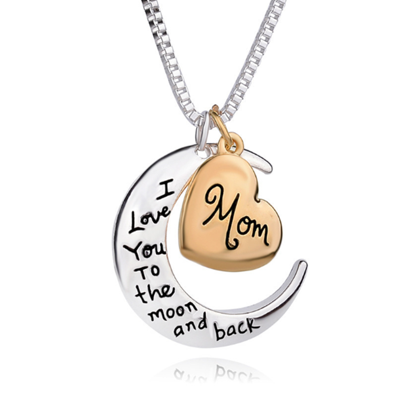 Alloy Chain European Style Birthday Gift Chain Necklace
