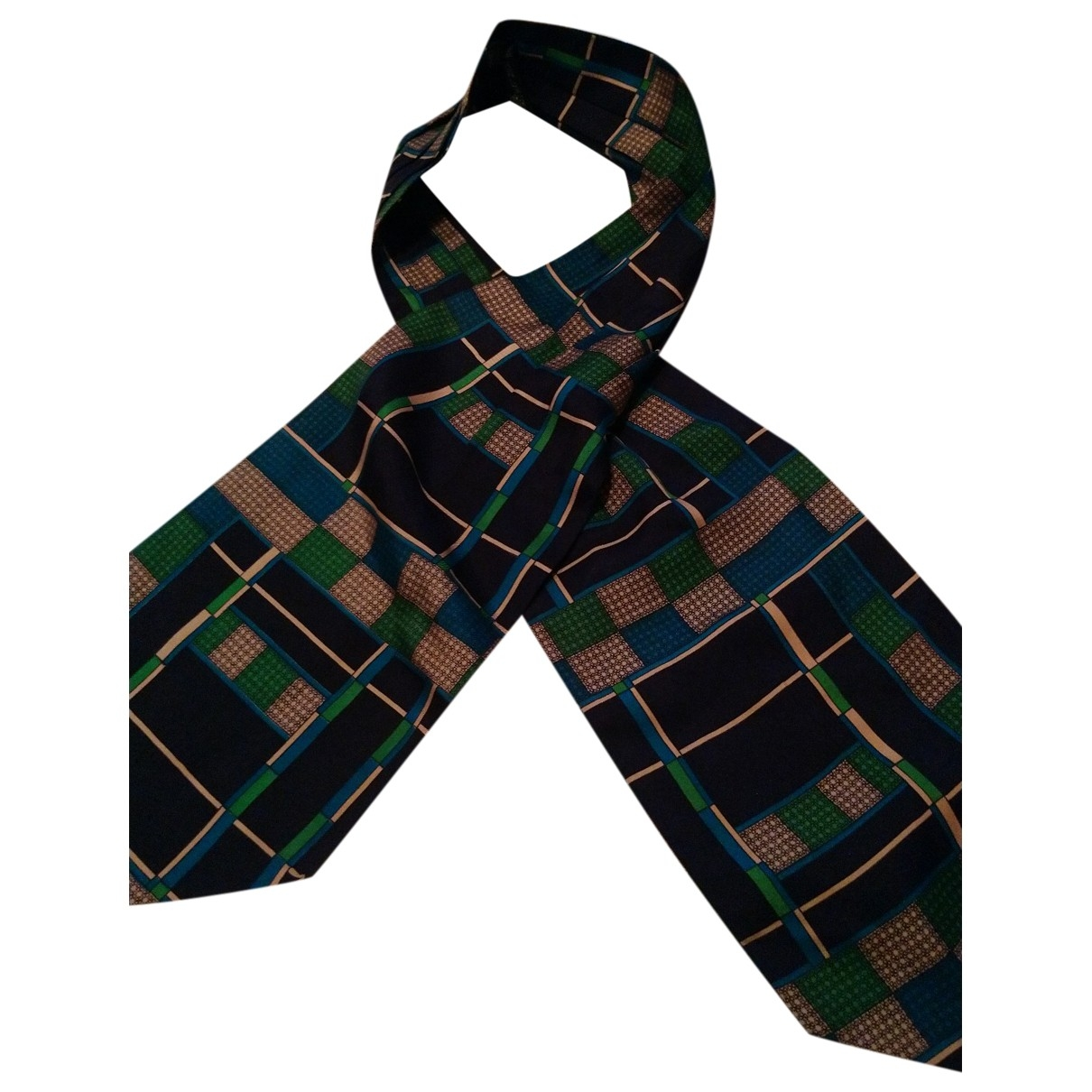 Ted Lapidus \N Multicolour Silk scarf for Women \N