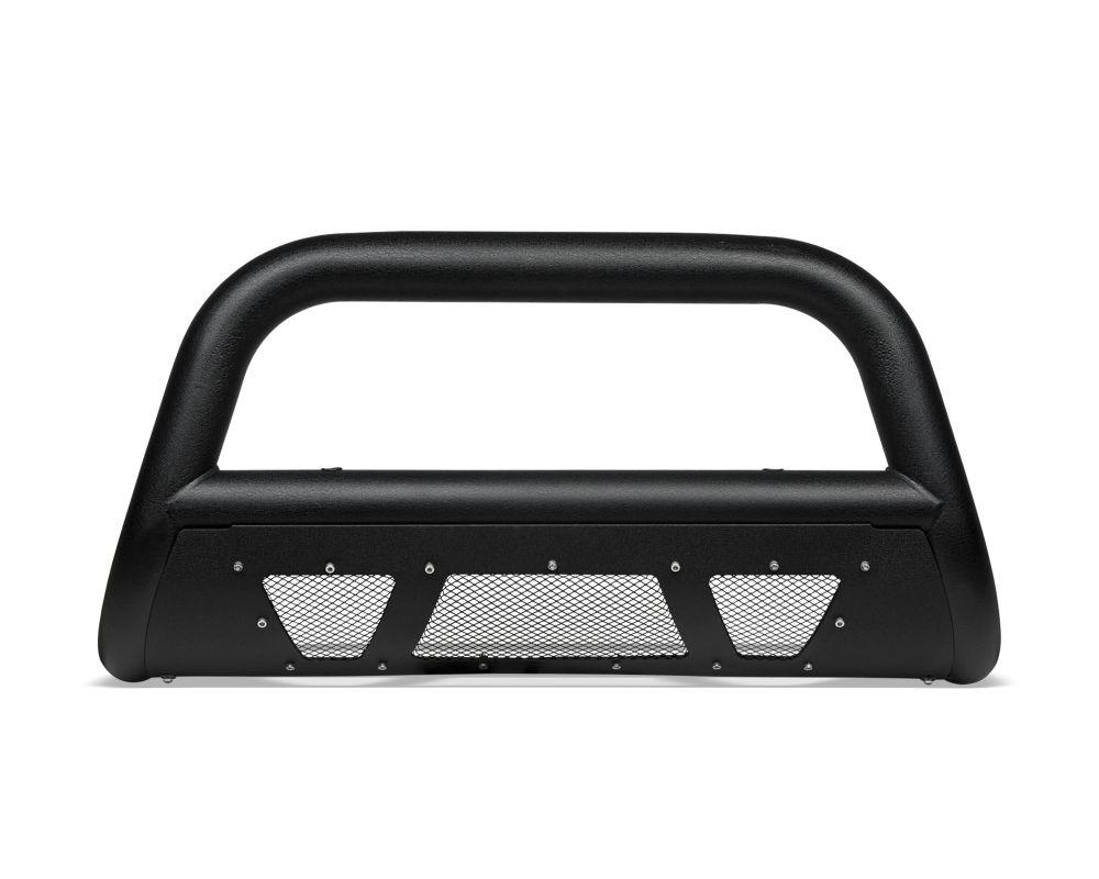 Armordillo 7161153 USA Texture Black MS Series Bull Bar w/  Skid Plate Ford Super Duty 2011-2016