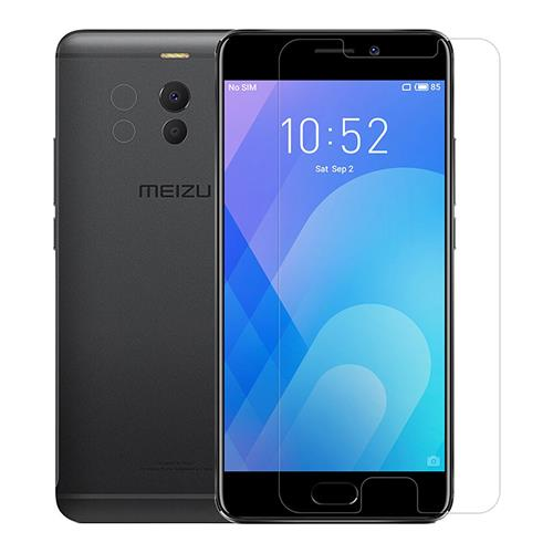 Makibes MEIZU M6 Note Tempered Glass 0.33mm 2.5D Arc Screen Protector - Transparent