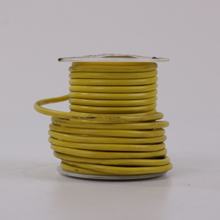 Power Products EL614136 - Gpt Primary Wire, Maxi Spool   Yellow, 14...