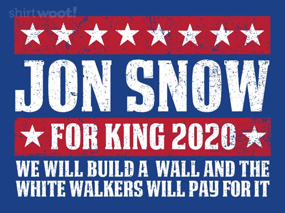 Snow 2020 T Shirt