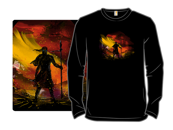 The Spice Hunter T Shirt