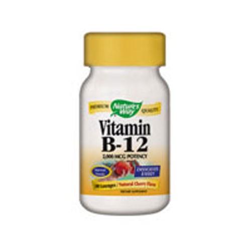 Vitamin B-12 100 Loz by Nature's Way