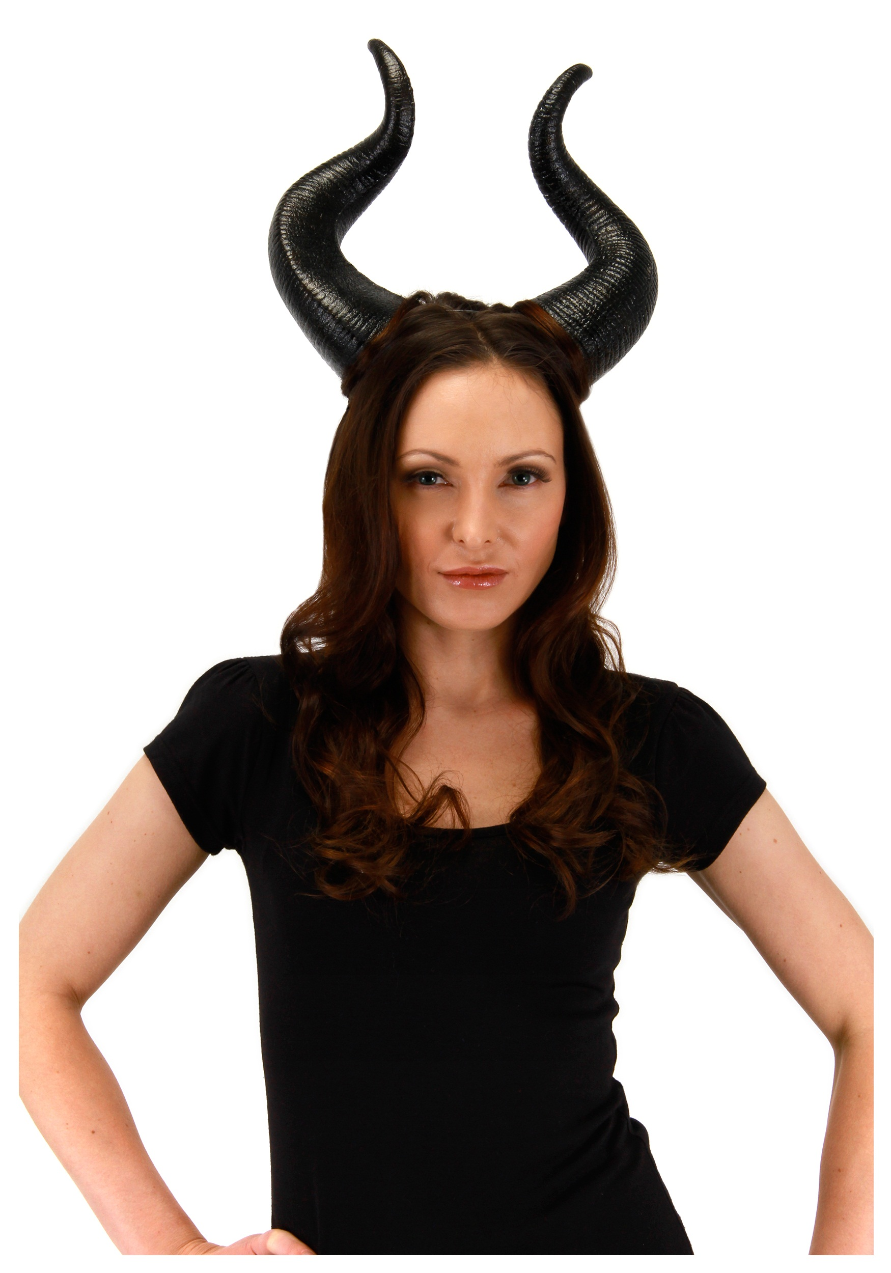 Maleficent Horns for Adults