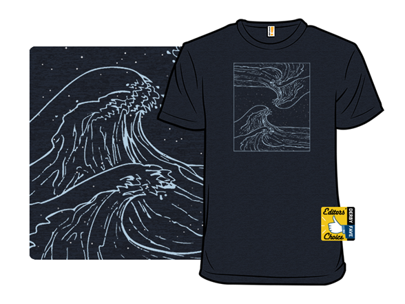 Endless Waves T Shirt