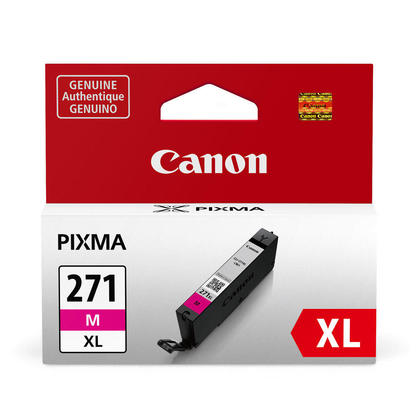 Canon CLI-271XLM 0338C001 Original Magenta Ink Cartridge High Yield