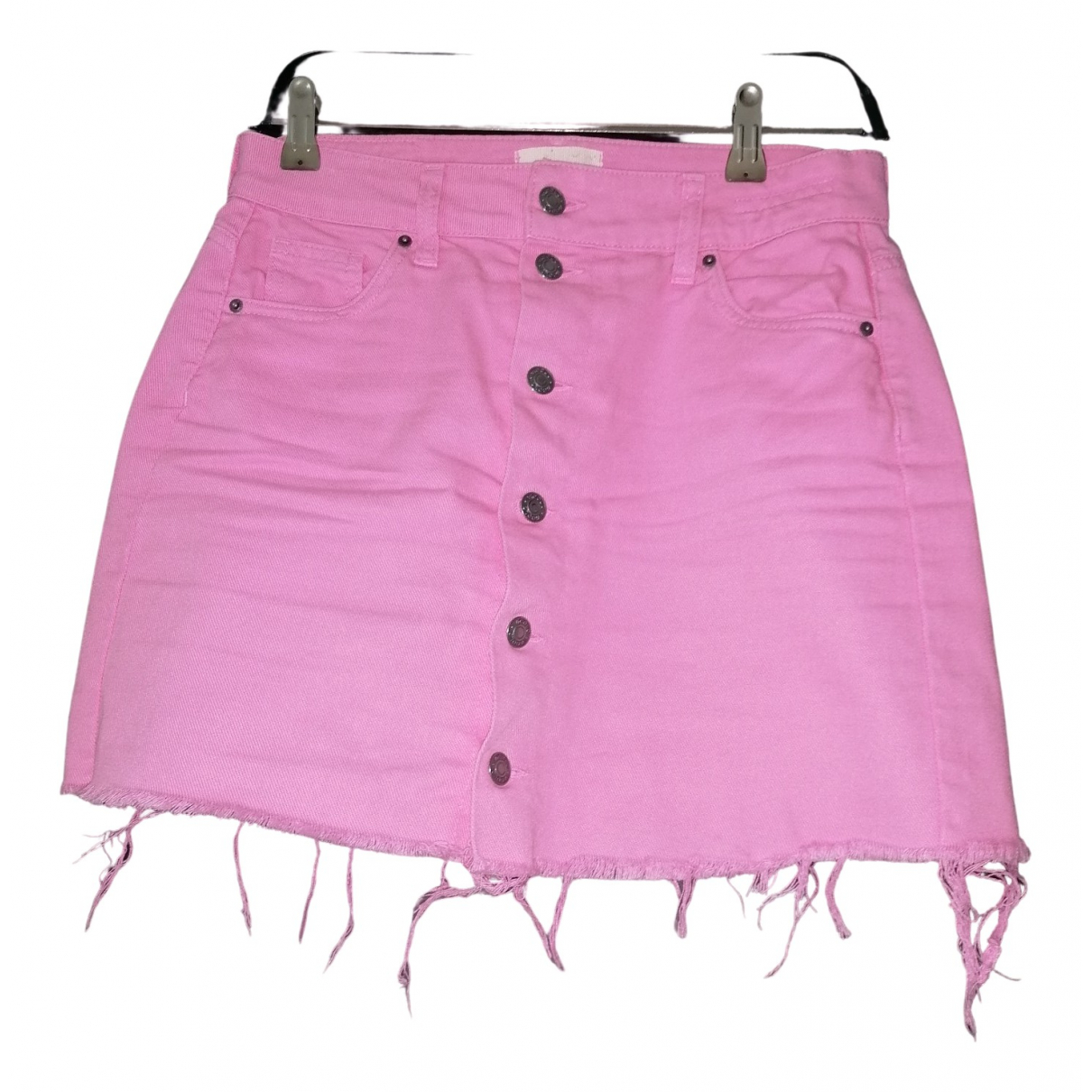 Vicolo \N Pink Cotton skirt for Women M International